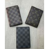 Carteira Porta Cartões Louis Vuitton Original Importado