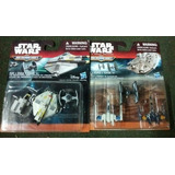 Naves Star Wars. Blister Con 3 Naves