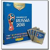 Album Copa Do Mundo Rússia 2018 (capa Dura) + 60 Figurinhas