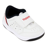 Zapatillas Topper Baby X Forcer Velcro Infantil