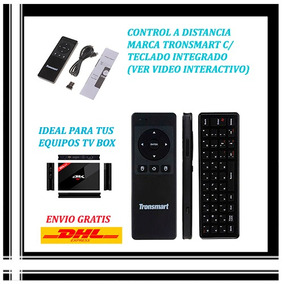 Air Mousse Para Tu Tv Box Androidc/teclado Integrado