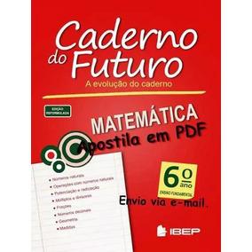 Caderno Do Futuro 6º Ano Matemática - Do Aluno