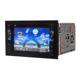 Central Multimidia Booster Bdvm-7400 Universal 2din Tv-cam