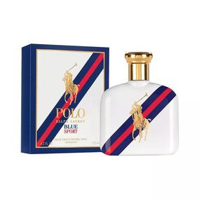 Perfume Masculino Polo Blue Sport Original 125ml Ad8032