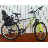 Bicicletas Nuevas Rodado 26 Equipada Con Silla, Excelente!!!