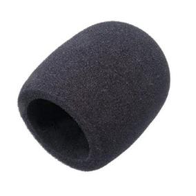 Espuma De Microfone De Mão Sm58 - Melhora A Qualidade Do Som