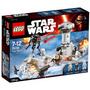 Lego Star Wars 75138 Ataque A Hoth - Mundo Manias