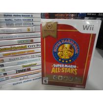 Super Mario All Stars - Wii E Wii-u - Original - Lacrado