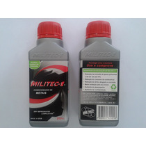 Militec-1 Condicionador De Metais 200ml Made In Usa