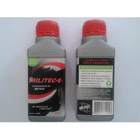 Militec-1 Condicionador Metais 200ml Made In Usa 2 Unidades