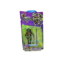 Miniatura Boneco Donatello Filme Tartarugas Ninja 2