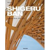 Livro Importado Shigeru Ban Complete Works 1985-2010