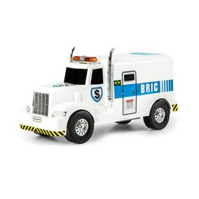 Brinquedo Infantil Superfrota Cofre Forte - Poliplac