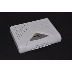 Modem Roteador Intelbras Adsl 2+ 24 Mbps - Gkm 1200e