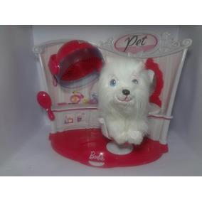 Salão De Beleza Barbie Pet Salon Raro