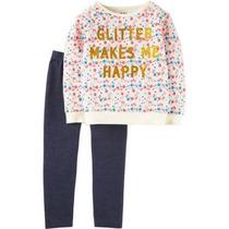 Blusa Pantalón Carters Niña Talla 2, 3, 4 Envío Gratis