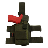 Pistolera Muslera Táctica Universal Militar O Policía