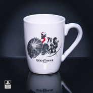 Taza God Of War Ask The Axe