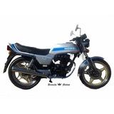 Escape Silenciador Honda Cb 400 N Tipo Original Bianchi Moto