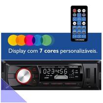 Auto Radio Roadstar Rs2709b Bluetooth/usb/aux/sd/fm Controle