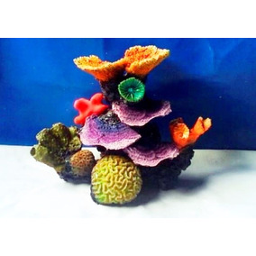 Arrecife Artificial Para Acuarios Diferentes Modelos.