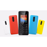 Telefono Celular Economico Nokia 108 Doble Sim Nuevo Tienda