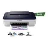 !!oferta Impresora Canon Pixma E401, Multifuncional