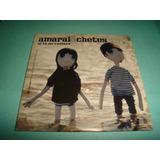 Amaral & Chetes - Si Tu No Vuelves - Cd. Single