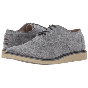 Zapatos Toms Brogue 25630003