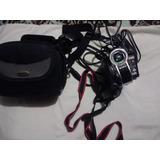 Camara Handycam 40x Optical Profesional