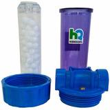Filtro Antisarro Para Cañerías Azul Hidroquil