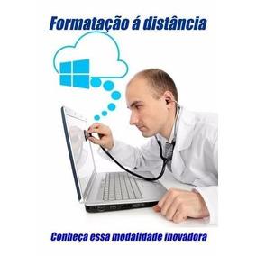 Formatação A Distancia - Instalação Windows Completa -remota