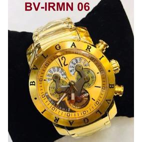 fdfe758f956 Relogios Bulgari Iron Man Masculino Bvlgari - Relógios De Pulso no ...