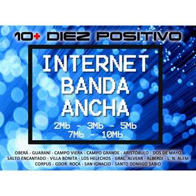 Internet Banda Ancha - Misiones
