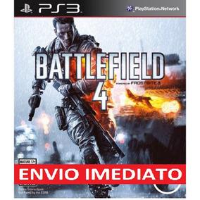 Battle Field 4 Original Mídia Digital Ps3 Psn Envio Imediato
