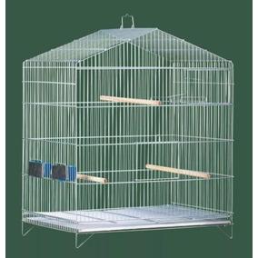 Viveiro Periquitos Canarios Aves Pequenas - Prata