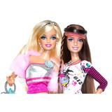 Barbie Glam Y Sporty