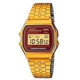 Reloj Casio A-159wgea-5d Hombre Vintage Envio Gratis
