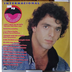 Lp / Vinil Novela: Bebê A Bordo - Internacional (a) 1988