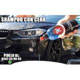 Shampoo Con Cera Carnauba Kit 3+regalo