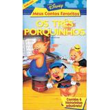 Os Três Porquinhos Disney - Digital