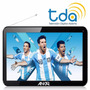 Tablet Pc Android Con Tv Digital Tda Hdmi Y Funda Gratis