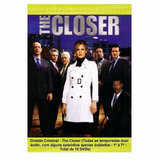 Divisão Criminal The Closer Completo 1ª Á 7ª F.grát