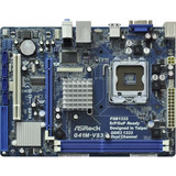 Mother Board Asrock G41m-vs3 + Procesador Intel 3.00ghz/2m