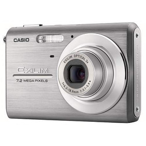 Camara Digital Casio Compacta Exilim Z75 7.2 Mp 3x