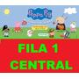 Entradas Peppa Pig Fila 1 Central Teatro Gran Rex Cuotas