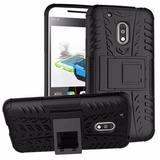Capa Capinha Dupla Proteção Celular Motorola Moto G4 Play