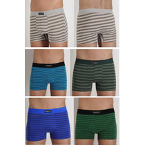 Cueca Boxer Sungão Masculina Para Revenda   Kit Com 7 Peças