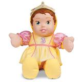 Boneca Princesas Baby Pano - Bela