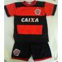Uniforme Infantil Flamengo Criança De 2 A 14 Anos